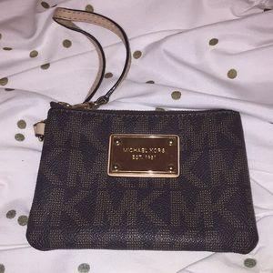 Michael Kors wrist bag