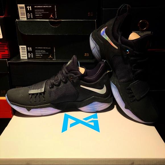 best sneakers 43882 00e93 Nike PG 1 TS Prototype, Size 11