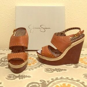Wedges by Jessica Simpson!