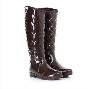 Hunter Regent Savoy Wellington Rain Boot