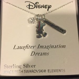 Mickey Mouse dreaming necklace