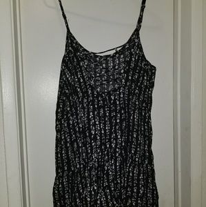 Juniors Mudd strappy summer dress size Large