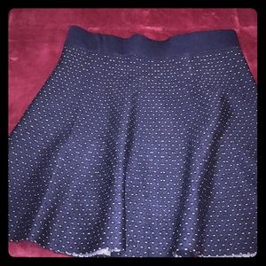 Flared sweater skirt from Ann Taylor