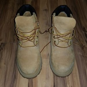 Used Boy's Timberlands - Make an Offer