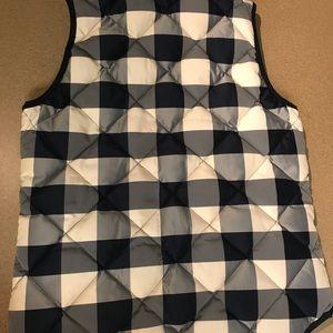 J. Crew Woman's Vest - Size: X-Small