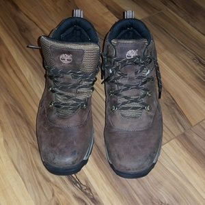 Gently Used Timberlands - Make an Offer
