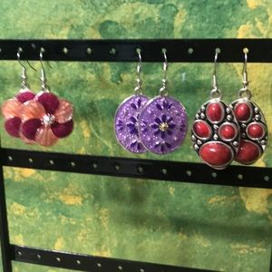 Earrings-3sets