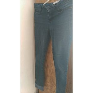 Cotton On Dark Washed Skinny Jeans