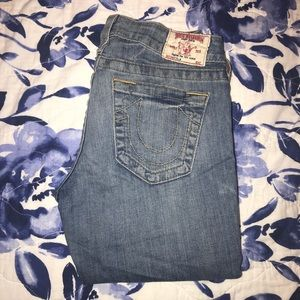 True Religion Skinny Denim