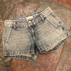 Paige Premium Denim Shorts