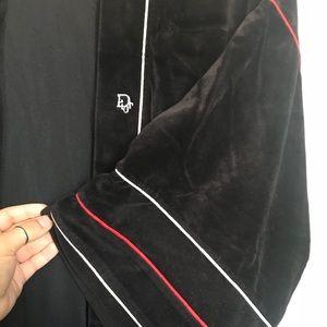 Dior Velvet Robe