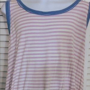 Never Worn! Smoke Free Juicy Couture Comfy TankTop
