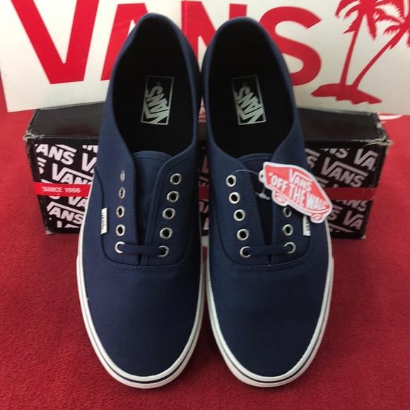 3138502941 Vans Authentic Blue Marshmallow