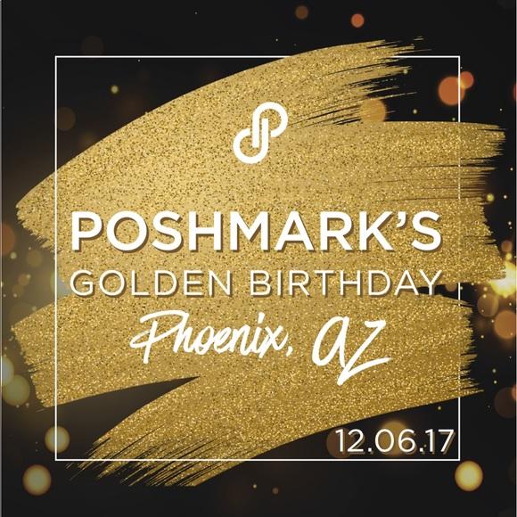 PoshmarkTurns6 Dresses - • Phoenix Posh n Sip 12/6/17 •