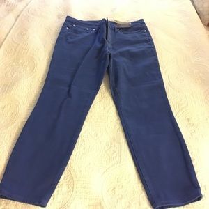 J.crew Lookout High Rise Skinny.