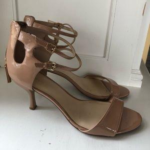 Nine West strappy sandal size 10