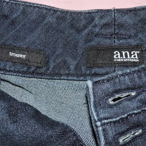 A.N.A. A New Approach Blue Jeans - Flare Bootcut