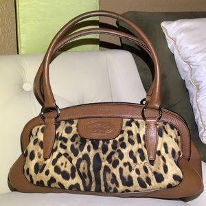 Dolce & Gabbana Animalier Leopard print bag