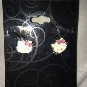 New Hello Kitty Earrings!
