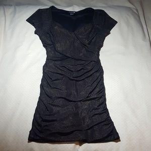 {Forever 21} Shimmer Sheath Dress