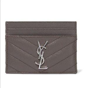 YSL Wallet Card holder