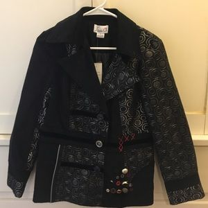 Emma G Blazer with One of Everything NWT S