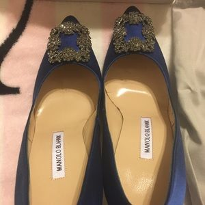 Manolo Blahnik Sex and the City Shoe Size 38 1/2
