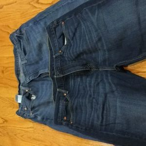 Two pairs of Levi men's jeans