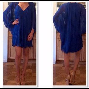 Diane von Furstenberg Fleurette Caftan Dress