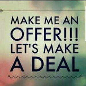 Other - Offer, Offer, Offer
