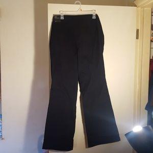 Black lane Bryant dress pants