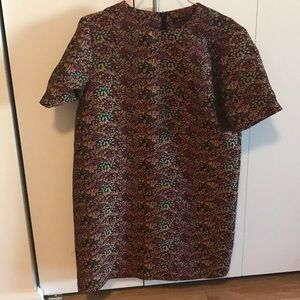 Jacquard Zara Dress