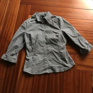 H&M's gingham top