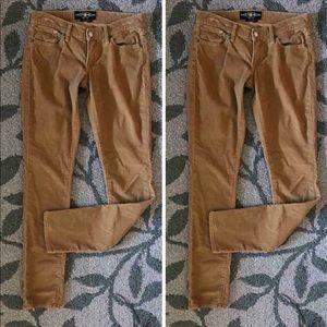 Lucky Brand Camel Skinny Pants