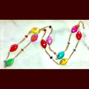 Cara New York Colorful Beaded Necklace