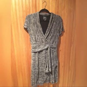 Gray Anthropologie dress