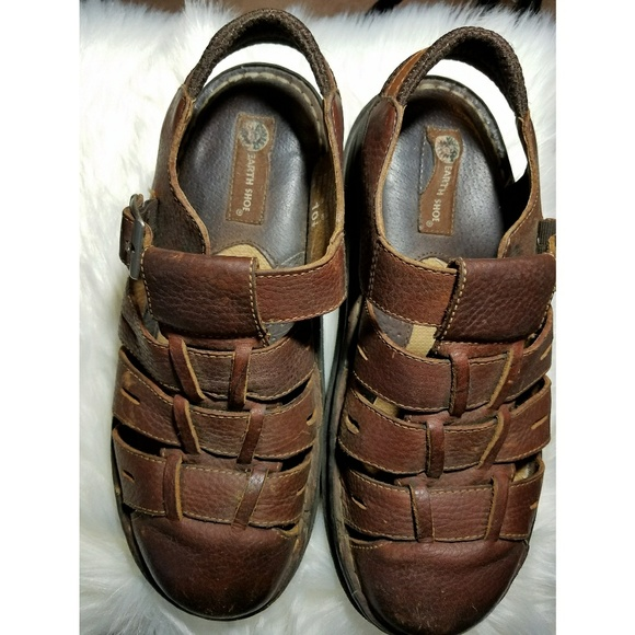 e0868be18c7 Earth Shoes Other - Men s Leather Earth Shoe Sandals