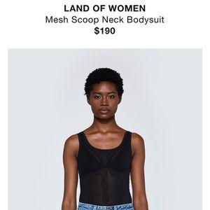 Land of Women mesh body suit