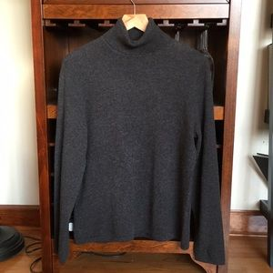 Cashmere charcoal gray Sweater