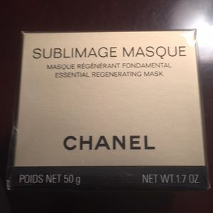 New never opened Chanel sublimage masque