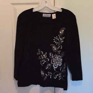 Alfred Dunner long-sleeved Top