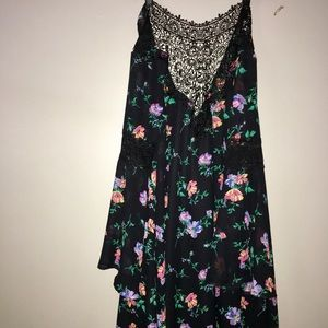Savanna Rae flowy dress