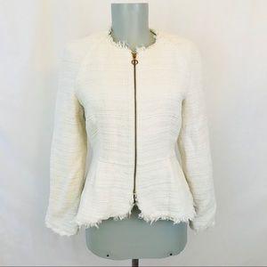 Zara • Cream Blazer