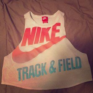 Fun Nike workout shirt