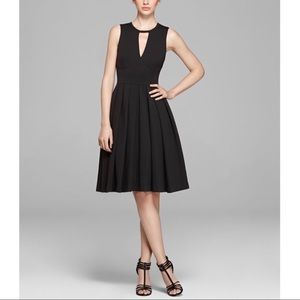 TRACY REESE PEEKABOO DRESS