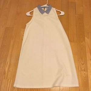 Zara White Dress!