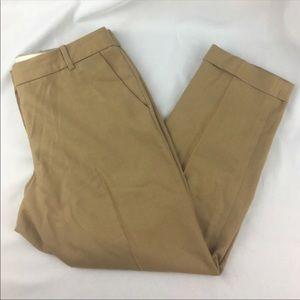 J. Crew Wool Capri Size 6 Petite Cafe Cropped pant