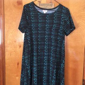 LuLaRoe Carly dress.