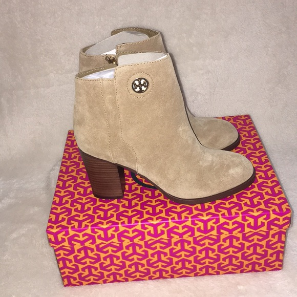 0ce51c129c15 Tory Burch- Junction 85mm Bootie