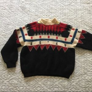 Sweaters - Vintage 1950's Christmas Sweater